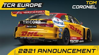 EUROPESE OMROEP | OPENN  | Tom Coronel adds European campaign: a double programme and all with Audi