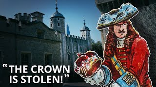 EUROPESE OMROEP OPENN The Crown Jewels Thief | Colonel