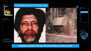 EUROPESE OMROEP | OPENN  | Inside the FBI Podcast: The Unabomber Case - 25 Years Later