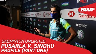 EUROPESE OMROEP | OPENN  | Badminton Unlimited | Sindhu Stays Motivated | BWF 2021