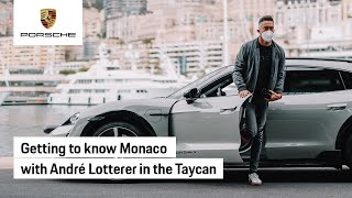 EUROPESE OMROEP   OPENN    Welcome to My Neighbourhood: Monaco Track Check with André Lotterer