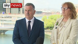 EUROPESE OMROEP | OPENN  | Ballymurphy: Families win justice after almost fifty years