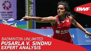 EUROPESE OMROEP | OPENN  | Badminton Unlimited | The Experts On Sindhu | BWF 2021