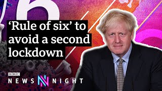 EUROPESE OMROEP | OPENN  | Tory rebellion looms as PM imposes stricter Covid restrictions - BBC Newsnight