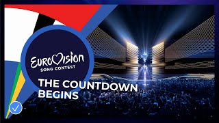 EUROPESE OMROEP OPENN The countdown to Eurovision 2021