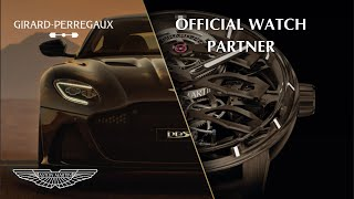 EUROPESE OMROEP | OPENN  | Girard-Perregaux revealed as Official Watch Partner for Aston Martin