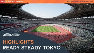 EUROPESE OMROEP | OPENN  | Ready Steady Tokyo Highlights | Continental Tour Gold