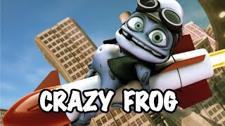 EUROPESE OMROEP | OPENN  | Crazy Frog - Axel F (Official Video)
