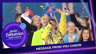EUROPESE OMROEP OPENN A message from Viki Gabor 🇵�