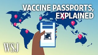 EUROPESE OMROEP | OPENN  | What Would a Vaccine Passport Look Like? | WSJ