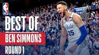 EUROPESE OMROEP | NBA | Ben Simmons' Best Plays From The First Round | 1524627171 2018-04-25T03:32:51+00:00