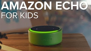EUROPESE OMROEP | CNET | Amazon Echo now has a kid mode (CNET News) | 1524688327 2018-04-25T20:32:07+00:00