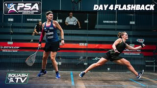 EUROPESE OMROEP | OPENN  | Squash: Manchester Open 2020 Flashback - Day 4