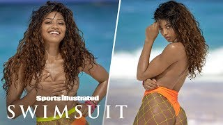 EUROPESE OMROEP | Sports Illustrated Swimsuit | Danielle Herrington Spices It Up With Fishnet Stockings | Candids | Sports Illustrated Swimsuit | 1524500210 2018-04-23T16:16:50+00:00