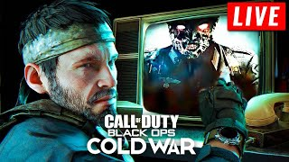 EUROPESE OMROEP OPENN 🔴Black Ops: Cold War ZOMBIES R