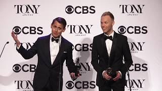 EUROPESE OMROEP | The Tony Awards | 2017 Tony Awards Winners - Press Conference | 1497987055 2017-06-20T19:30:55+00:00