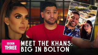 EUROPESE OMROEP OPENN Meet The Khans: Big in Bolton