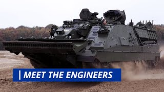 EUROPESE OMROEP OPENN Military engineers from NATO countries