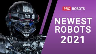 EUROPESE OMROEP | OPENN  | The newest robots 2021 | Incredible and technologically advanced robots