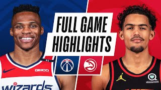 EUROPESE OMROEP | OPENN  | WIZARDS at HAWKS | FULL GAME HIGHLIGHTS | May 12, 2021