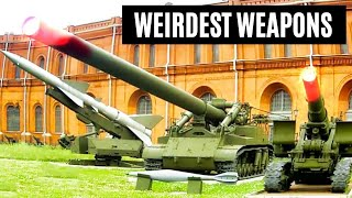 EUROPESE OMROEP | OPENN  | The Weirdest Military Weapons That Will Amaze You !!!!!!!!