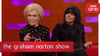 EUROPESE OMROEP | BBC | Mary Berry was once arrested by customs officials - The Graham Norton Show: BBC One | 1524241795 2018-04-20T16:29:55+00:00