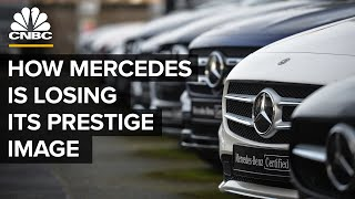 EUROPESE OMROEP OPENN How Mercedes-Benz Is Losing Its Presti