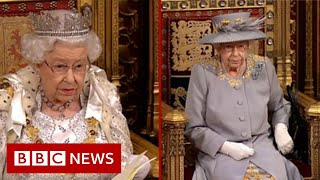 EUROPESE OMROEP | OPENN  | Queen's Speech: How this year was different to before - BBC News
