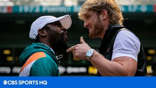 EUROPESE OMROEP | OPENN  | Boxing Expert: Bet ALL the Money you Have that Floyd Mayweather Beats Logan Paul | CBS Sports HQ