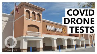 EUROPESE OMROEP OPENN Walmart Is Using Drones to Delive