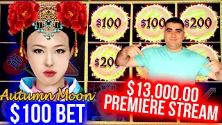 EUROPESE OMROEP | OPENN  | Up To $250 Max Bet DRAGON LINK Slot Play | $13,000 On High Limit Slots