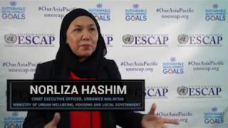 EUROPESE OMROEP | United Nations ESCAP | Voices from APFSD 2018: Norliza Hashim | 1523266015 2018-04-09T09:26:55+00:00