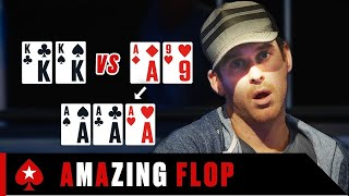 EUROPESE OMROEP | OPENN  | When Poker Players GET THE NUTS ♠️  PokerStars