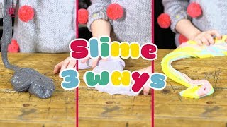 EUROPESE OMROEP | BBC Good Food | THREE ways to make slime in minutes - BBC Good Food Kids | 1522396803 2018-03-30T08:00:03+00:00