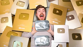 EUROPESE OMROEP OPENN All My YouTube Play Buttons