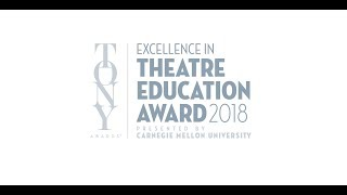 EUROPESE OMROEP | The Tony Awards | Excellence in Theatre Education - Past Winners | 1512576175 2017-12-06T16:02:55+00:00