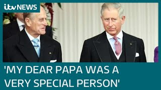 EUROPESE OMROEP OPENN 'My dear Papa was a very special