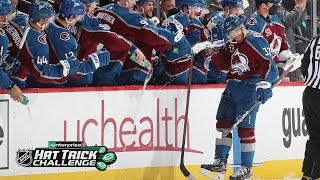 EUROPESE OMROEP | OPENN  | J.T. Compher's hat trick backs Avalanche rout of Kings