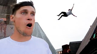 EUROPESE OMROEP | OPENN  | STORROR Parkour NEAR MISSES & CLOSE CALLS (explained) 🇬🇧