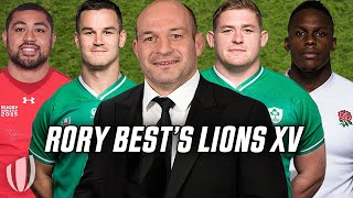 EUROPESE OMROEP | OPENN  | Rory Best and Scott Quinnell pick their British and Irish Lions starters