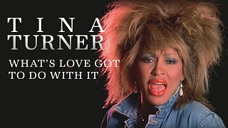 EUROPESE OMROEP | OPENN  | Tina Turner - What's Love Got to Do with It [HD REMASTERED]