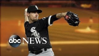 EUROPESE OMROEP | ABC News | White Sox player in critical condition after suffering brain aneurysm | 1524415423 2018-04-22T16:43:43+00:00