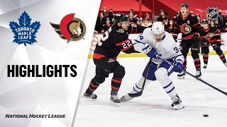 EUROPESE OMROEP | OPENN  | Maple Leafs @ Senators 5/12/21 | NHL Highlights
