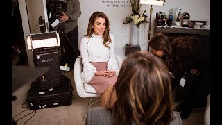 EUROPESE OMROEP | Queen Rania | Queen Rania's Interview with Fox Business Network | 1517215491 2018-01-29T08:44:51+00:00