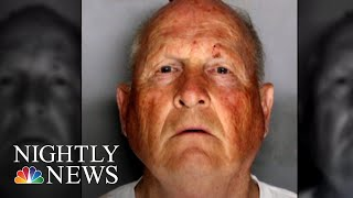 EUROPESE OMROEP | NBC News | Ex-Police Officer Arrested In Golden State Killer Case | NBC Nightly News | 1524704784 2018-04-26T01:06:24+00:00