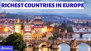 EUROPESE OMROEP OPENN Top 10 Richest Countries in Europe 202