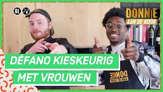 EUROPESE OMROEP | OPENN  | Donnie freestylet met Défano | DONNIE AAN DE KOOK S2 #2 | NPO 3