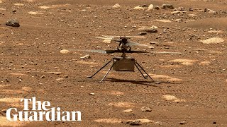 EUROPESE OMROEP OPENN Nasa conducts Mars helicopter flight t