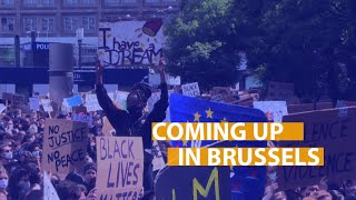 EUROPESE OMROEP OPENN Coming up in Brussels: The future