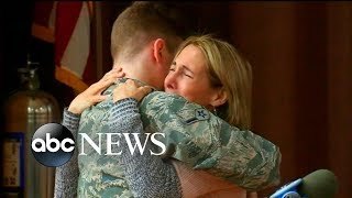 EUROPESE OMROEP | ABC News | An early Mother's Day present for a New York teacher | 1524444775 2018-04-23T00:52:55+00:00